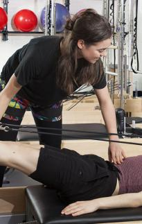 Tabletop pilates with trainer | EDCM