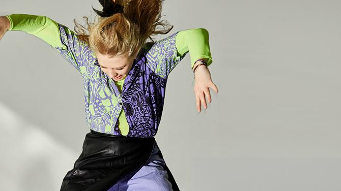 Contemporary Dance for 12-17 y/o EDCM